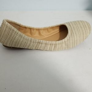 NWB Lucky Brand Emmie Ballet Shoes 92320-3Bx